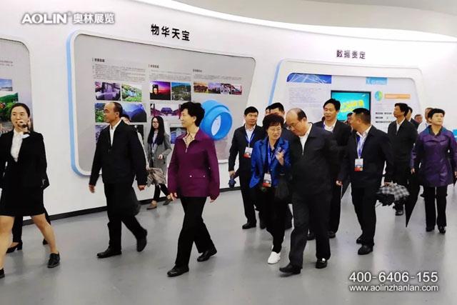 奥林新作 贵定县新型城镇化展览馆盛大启幕