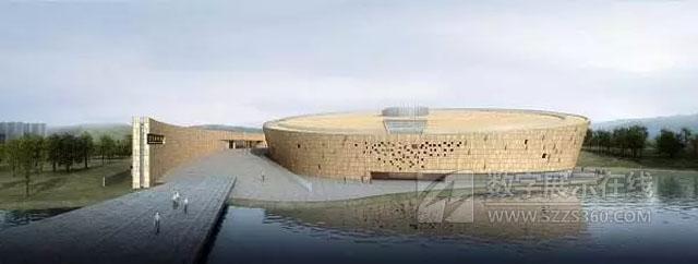 """临汾博物馆——以日月星辰,观测""""最早中国""""和""""未来山西"""""""