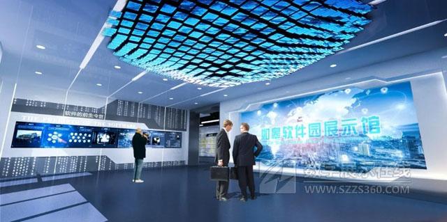诚唐中标如皋高新区(软件园)创新体验展示中心