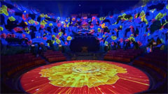 梦回盛唐当年境 Vivitek(丽讯)投影机流光绚影穿越千年长安