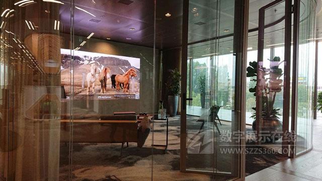EDGE Technologies 选择索尼的黑彩晶高端拼接显示屏将智能化视觉体验和生态建筑带入人们生活