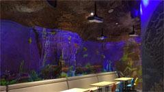 亚特兰蒂斯海底餐厅