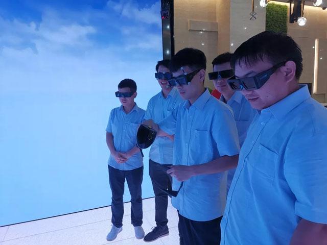 虚拟仿真案例:虚拟现实沉浸式仿真平台助力公司检修作业