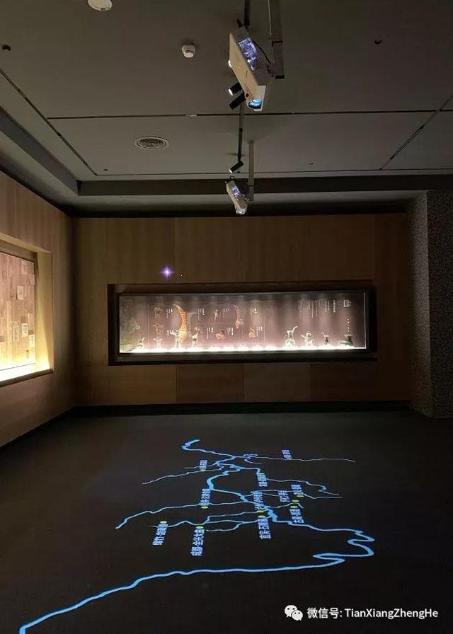 企业展厅设计案例:TMTT全息协力打造石花霸王醉多媒体展厅