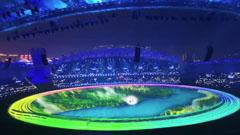 巴可激光工程投影机助力世界军运会