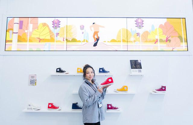 智慧零售再升级!明基携手拍档科技亮相2019青岛零售展