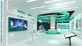 5G智慧银行展厅