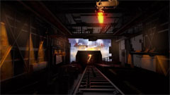实景包装+3D观影+室内过山车,《工厂历险》朋克感爆棚!
