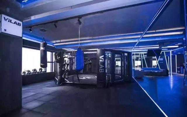 迪恒光影健身房:让运动更高效!
