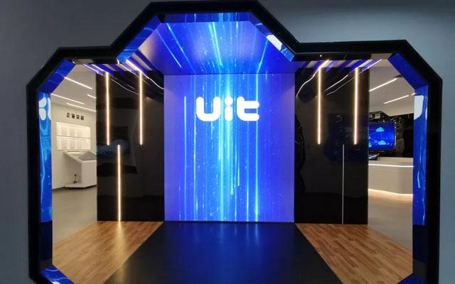 自主创新·云领未来——创新科大数据科技展厅顺利交付