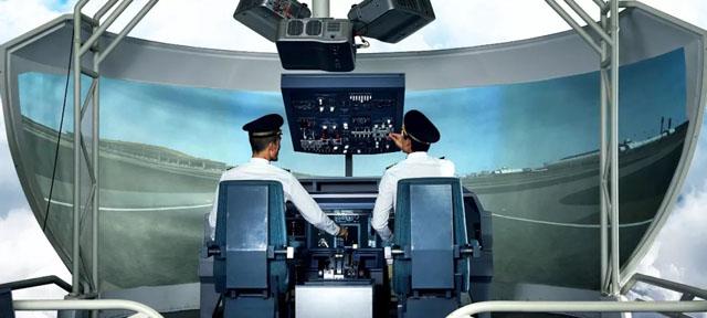 东方瑞丰:飞行模拟机才是虚拟现实桂冠上的明珠