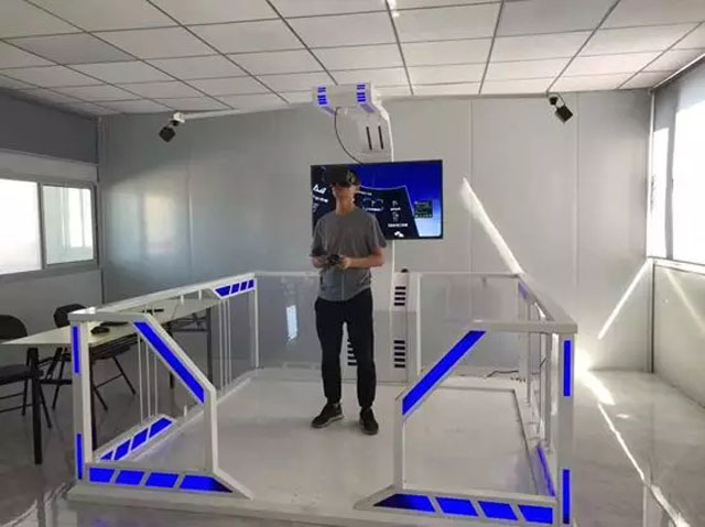 联通5G助力燕山华龙打造VR安全体验馆