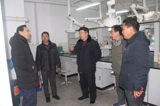 西藏藏医药大学虚拟仿真实训室建成并投入使用