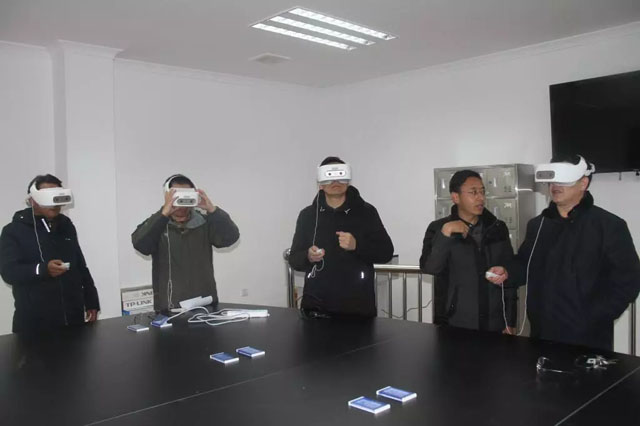 虚拟仿真案例:西藏藏医药大学虚拟仿真实训室建成并投入使用