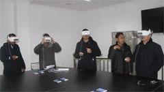 西藏藏医药大学虚拟仿真实训室投入使用