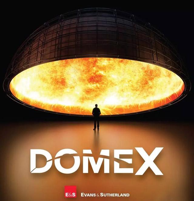 益世官宣:DomeX LED球幕技术横空出世