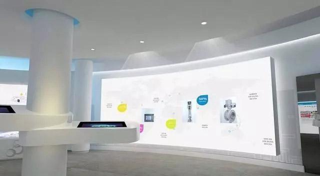 智慧展厅数字展项——智能展厅中控系统解决方案