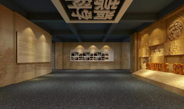 校史馆设计案例:建校60周年范县第一中学校史馆顺利开馆