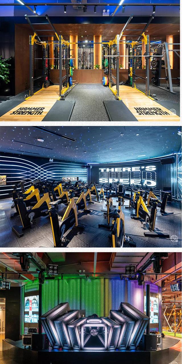 数字健身房案例:飞纵健身――吴尊亲手打造数字健身房