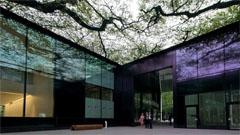 伦敦标志性建筑Fen Court内的LED天幕