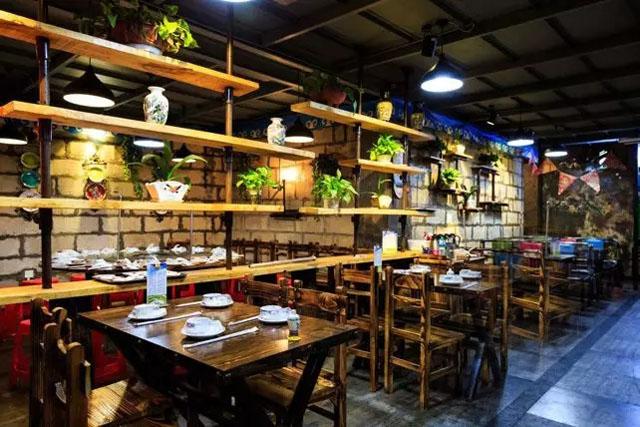 DHN光影餐厅| 美在餐饮,视在趣味
