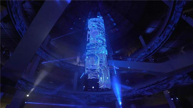 加泰罗尼亚最大购物中心Diagonal Mar的LED创意显示屏