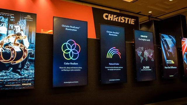 CinemaCon 2019科为影院科技点亮未来