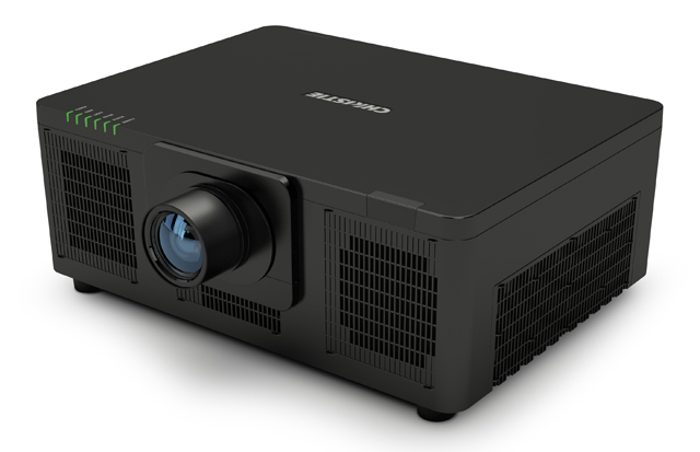 科视Christie在NAB展会上推出小巧、明亮、节能的DS系列3LCD激光投影机