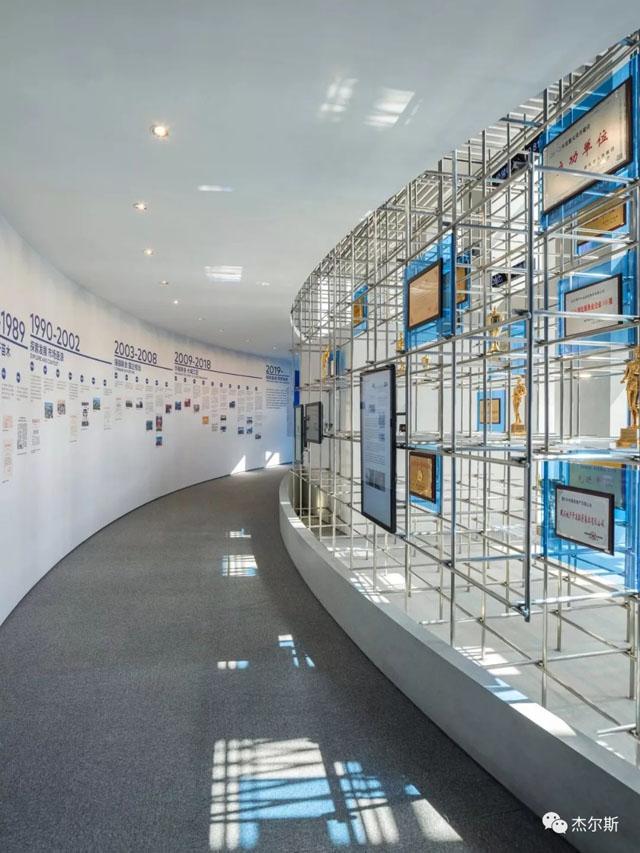 杰尔斯联手清华美院打造武汉地产集团品牌馆