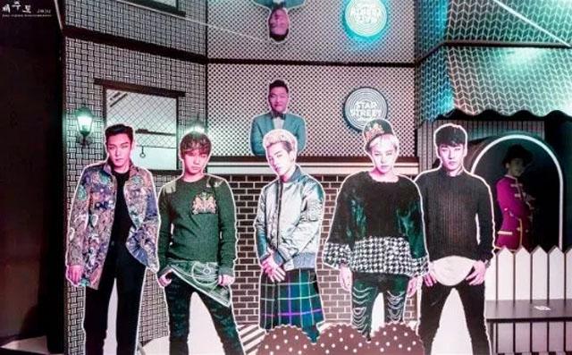 PLAY K-POP专为韩流打造的3D全息博物馆