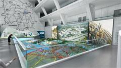 昭山两型规划展示馆