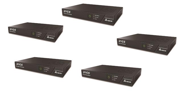 全面支持4K,智慧更简单 台达第三代DVCS网络分布式图像拼接控制系统