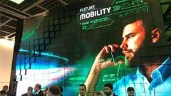 GITEX 2018迪拜世贸中心3D机械屏亮相