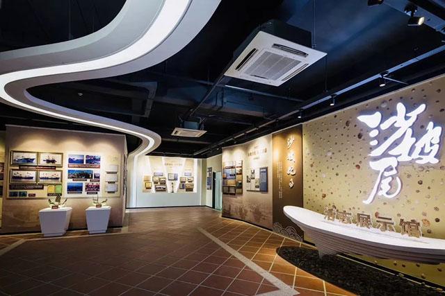 渔歌新唱 渔港新生——沙坡尾活态展示馆正式开馆