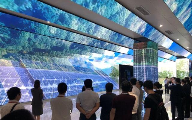 常州市天合光能梦想与创新展示中心揭幕