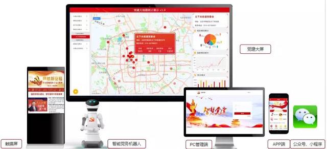 献礼建党节 | 枫云智慧党建打造创新型智慧云平台
