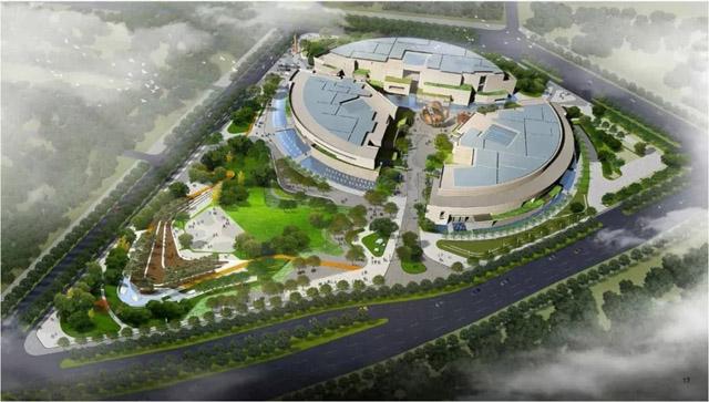 现代风、科技范——安徽创新馆开馆