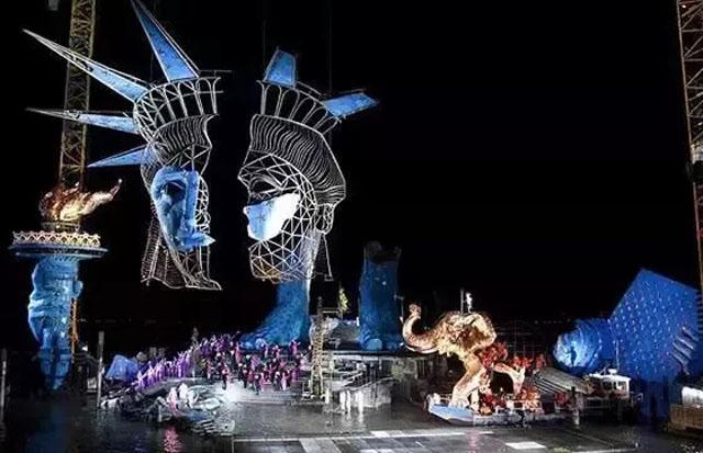 创意为王的时代,LED显示屏如何创造出舞台最大价值?