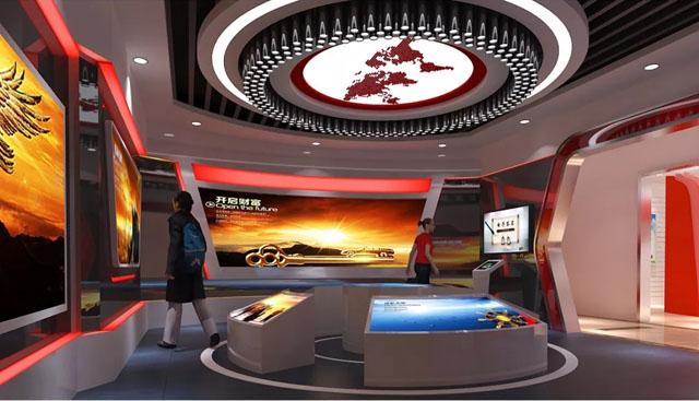 新趋势|拥有三维互动的体验感的VR党建馆
