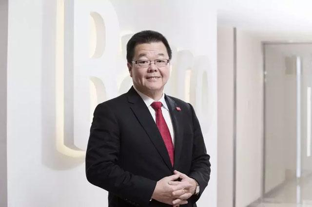 """巴可高级副总裁张德忠:巴可把中国市场作为""""战略高地"""""""