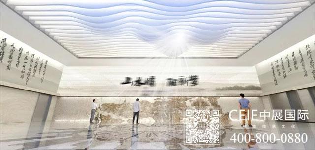 中展国际|阳新规划展览馆布展设计方案