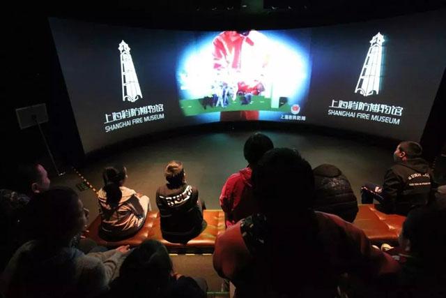上海消防博物馆—承载消防历史,延伸消防文化