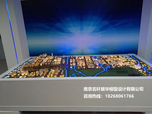 关于城市规划展览馆的设计六要素分析