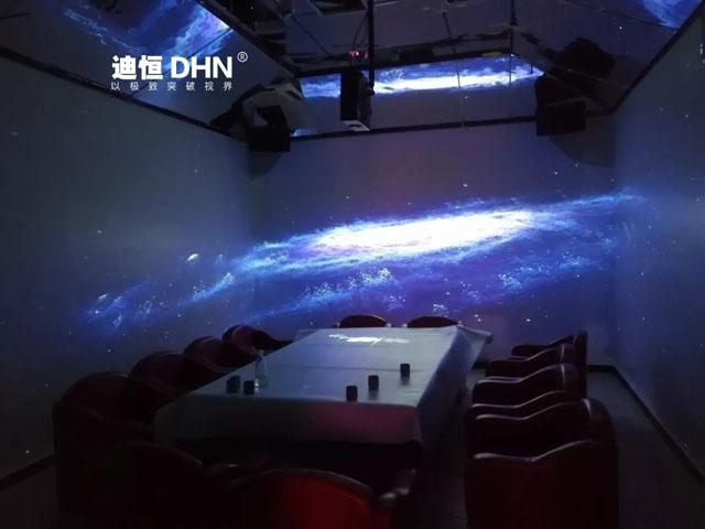 迪恒激光投影机|七月溯风 :案例来临