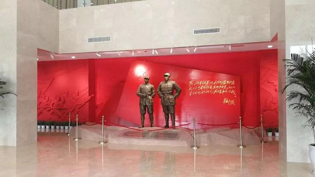 案例|红色正能量基地 宿北大战纪念馆