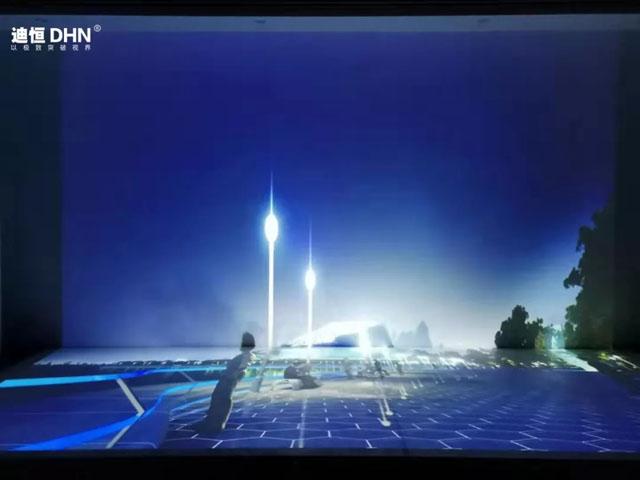 迪恒(DHN)激光投影机——心中所想,皆能实现