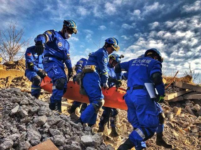 合肥市蓝天救援队将亮相威博会展|第2届合肥国际消防展