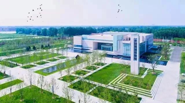 """规划馆设计案例:""""绿色・临空""""――永清规划展览馆"""