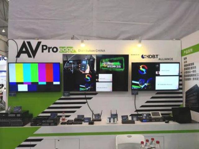 HDBaseT联盟会员在InfoComm成都展会展示最新4K连接技术和芯片