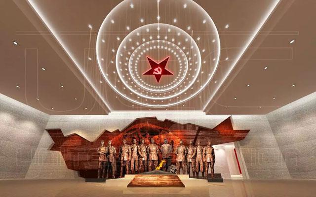 众创国际——中国工农红军西路军纪念馆